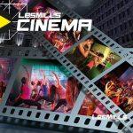 Nuovi corsi LES MILLS Cinema: vieni a scoprirli Gratuitamente!